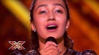 Дильнура Биржанова. X Factor Kazakhstan. Сезон 7. Эпизод 8.