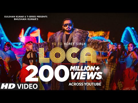 Yo Yo Honey Singh : Loca   | Bhushan Kumar | New Song 2020 | T Series