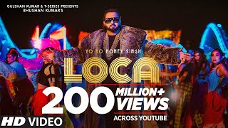 Yo-Yo-Honey-Singh-LOCA-Official-Video-Bhushan-Kumar-New-Song-2020-T-Series