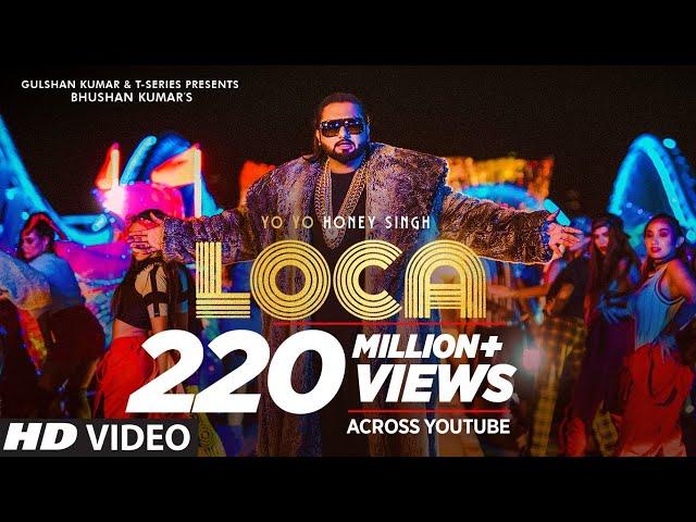 Yo Yo Honey Singh : LOCA (Official Video) | Bhushan Kumar | New Song 2020 | T-Series
