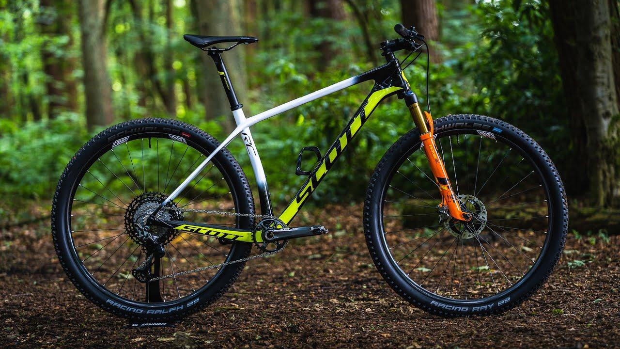 Building My Dream Cross Country Bike | SCOTT Scale