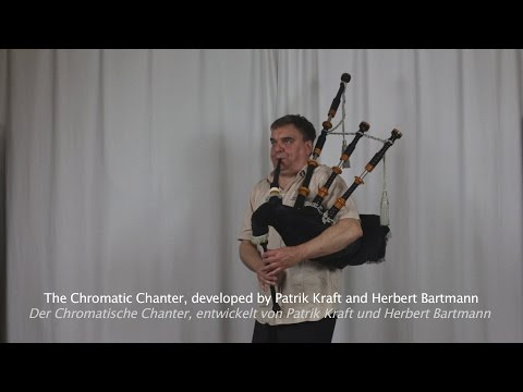 The Chromatic Highland Bagpipe Chanter