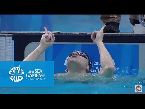 Swimming Men