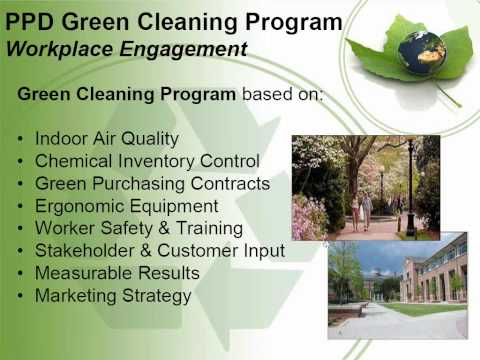 Learn From the Leaders - Green Cleaning in Schools Webinar, June 2011