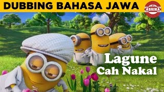 "Lagune Cah Nakal | Parodi ""I Swear"" Minion Despicable Me 2"