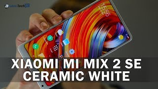 Xiaomi Mi Mix 2 SE Ceramic White: Keramický elegán! - AlzaTech #684