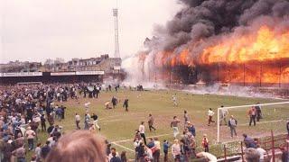 أسوأ الكوارث التي حدثت في الملاعب أثناء المباريات !!