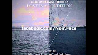Alex Flatner and MSMS ft Cari Golden - Love Is A Condition [Fabio Giannelli Remix] - Noir Music