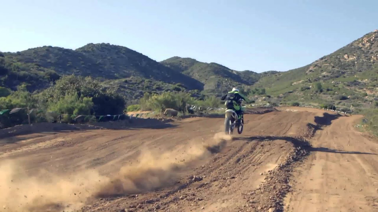 2015 Kawasaki Kx450f Suspension And Braking Youtube