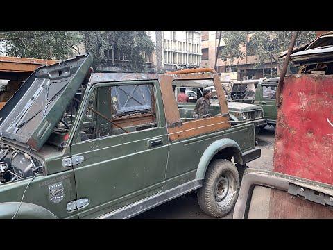 My Gypsy's Registration & Leagality | Gypsy's Test Drive Posponed | Thar In Mayapuri Market | Gypsy