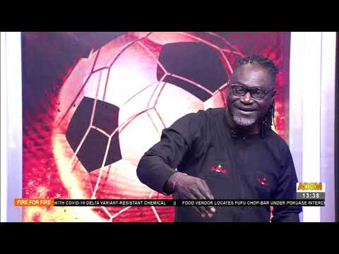 Coach CK, Ghana is not Short Talent, Find Good Players who can wear the National Jersey - (25-8-21)