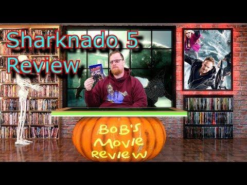 Sharknado 5: Global Swarming Review (2017) - Comedy - Horror - Sci-Fi streaming vf