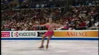 村主章枝 フィギュアスケート世界選手権09 女子ショートプログラム 村主章枝 検索動画 24