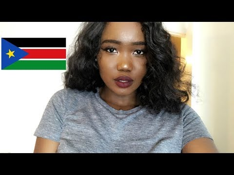 THE ETHNICITY TAG | SOUTH SUDANESE