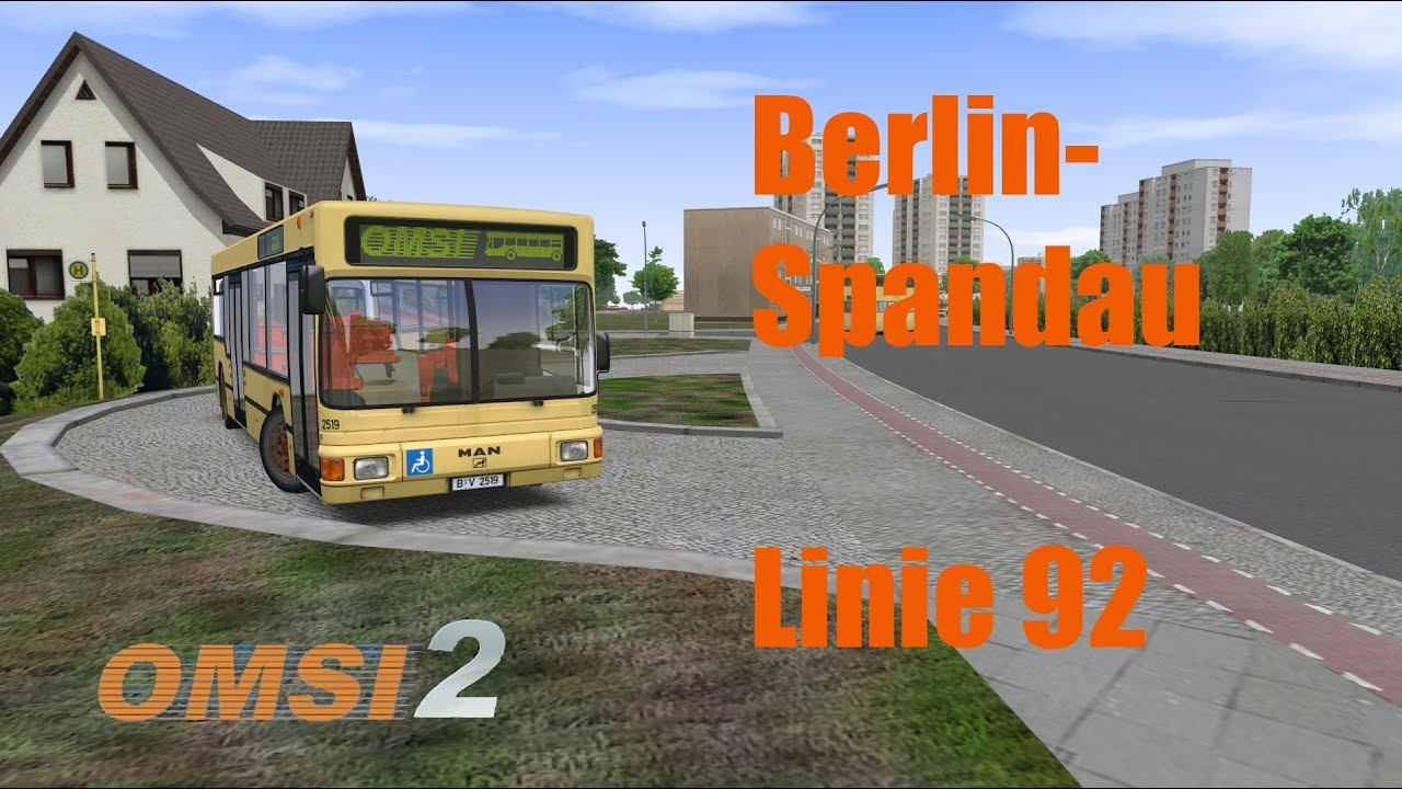 Omsi 2 Berlin Spandau Route 130 Dublin Bus Three Generation Addon 2012 V2movie Omsi 2 Berlin Spandau Linie 92 1 3