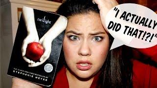My SHOCKING Twilight Confessions!