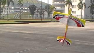 Sky wing Extra300L 49in ...on maiden flight