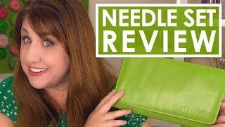 Knitting Needle Set Review 💖 Addi Click Interchangeable Circulars