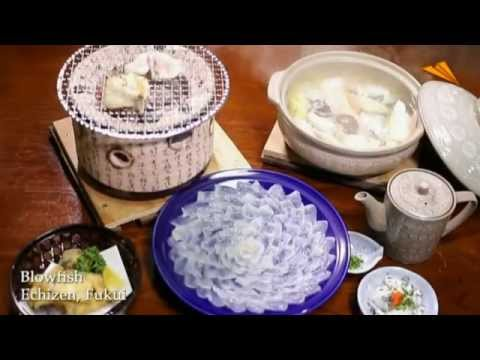 Japan National Tourism. Japanese gastronomy.