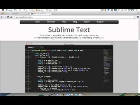 Introduction To HTML: Setup And Introduction To HTML