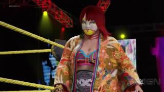 WWE 2K17   Asuka