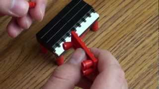 Build Your Own Lego Piano