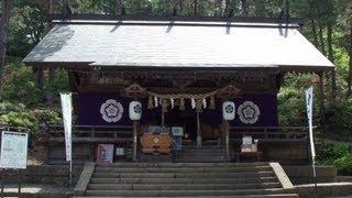 織田信長を祀る建勲神社