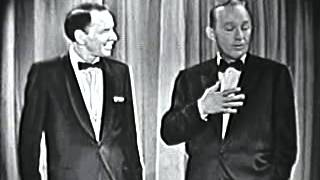 Frank Sinatra sings on early TV