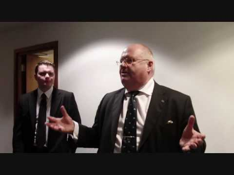 1/2 Conservative Party Chairman Eric Pickles MP speaks at GenEVA launch party