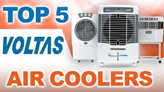 Top 5 Best Voltas Air Coolers | Budget Room Cooler Features & Prices in 2018 Buy Online