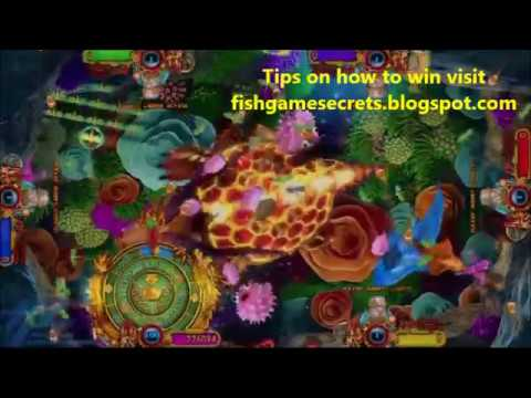 Tips on how to win Ocean King 2 Ocean Monster at fishgamesecrets.blogspot.com