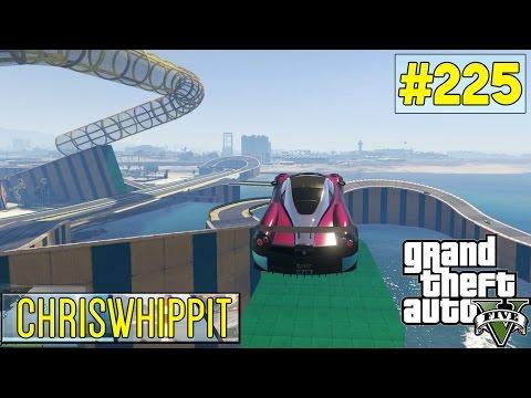 GTA 5 Online | CUNNING STUNTS - SOM EN PING PONG BOLL!  med SoftisFFS  | #225