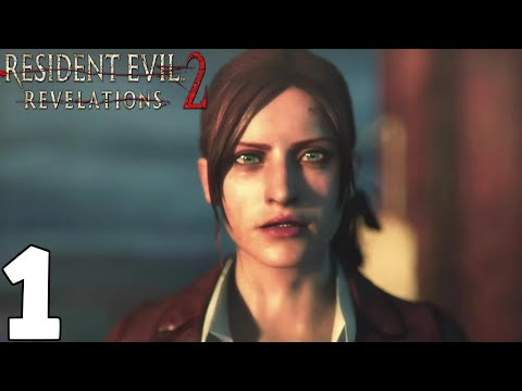 Resident Evil Revelations 2 - No Escape/S Rank | Co-Op (Episode 1-1)