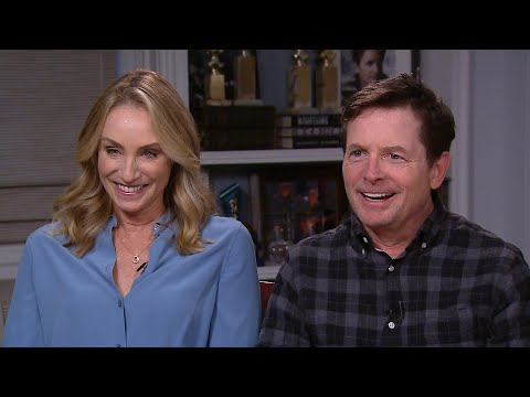 Michael J. Fox And Wife Tracy Pollan Share How They've Kept Their Marriage Strong (Exclusive)