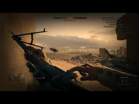 SUEZ Sniper Battlefield 1