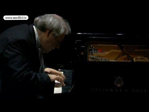 Grigory Sokolov - Beethoven Piano Sonata No. 10 - 3. Scherzo
