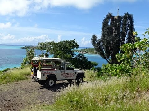 Bora Bora 4x4 Land Rover Tour, Bora Bora, French Polynesia