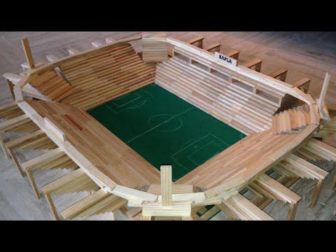 Stade De Football En Kapla