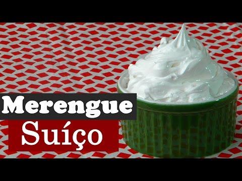 Como fazer merengue (ótimo para Torta de Limão, bolos e comer puro)