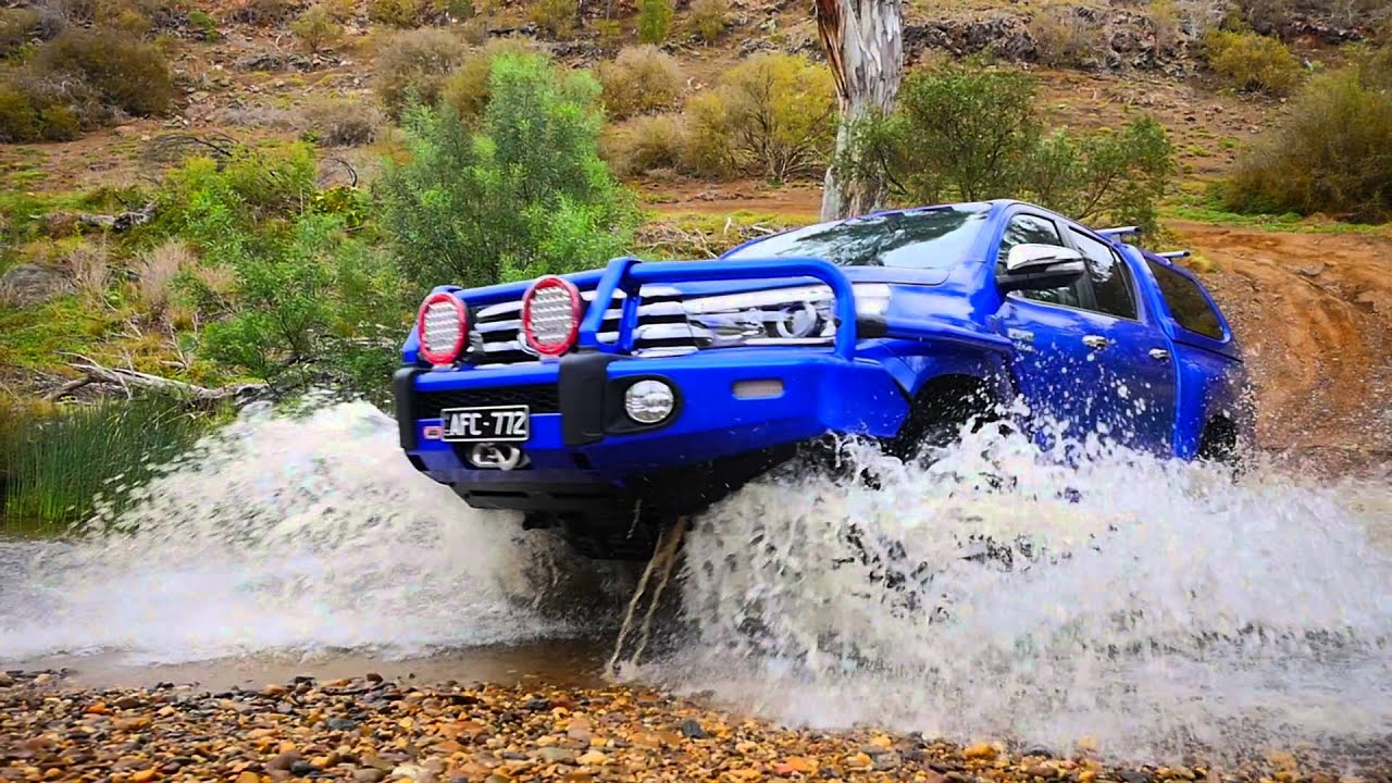 & ARB 2016 Toyota HiLux - YouTube