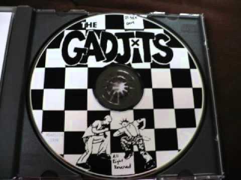 The Gadjits - Da Gravy On Yo' Grits (1996)
