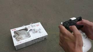 квадрокоптер (дрон) Syma X21W обзор