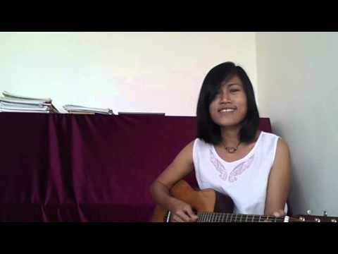 Sambalado Ayu ting ting-cover gitar by Lina