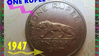 Gambar cover Very Old Antic coin Anna and Pasia