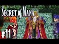 Secret of Mana Remake PS4 Part 11 Trial of Courage Gameplay Walkthrough