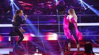 The Voice Of Romania 2018🎙: Eva Timuș Vs Maria Andrici - Don't Let Me Down (Video)