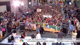 Jason Mraz Christina Perri Distance Today Show.mp3