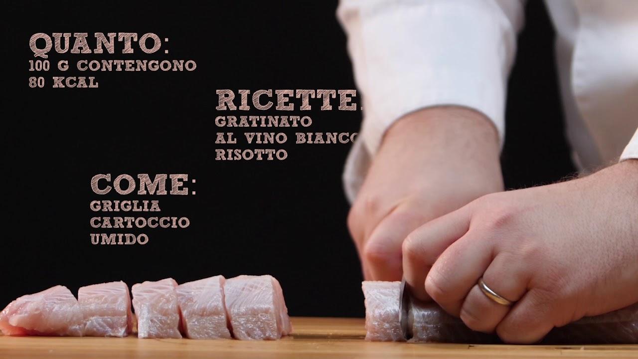 Pesce Palombo Come Cucinarlo E Proprieta Le Proprieta Dei Cibi La Cucina Italiana Youtube