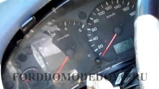 Проверка блока управления двигателя Ford Transit Connect(, 2015-06-01T17:05:49.000Z)
