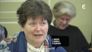 Messe télévisée des Rameaux - Dominicains de Bordeaux